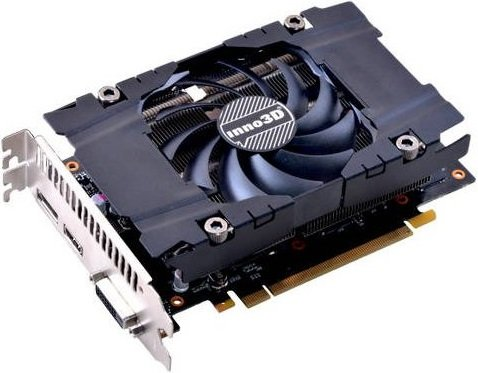 Видеокарта Inno3D N1060-4DDN-L5GM GeForce GTX 1060 3Gb GDDR5 192bit