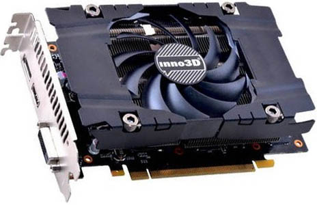 Видеокарта Inno3D N1060-4DDN-N5GM GeForce GTX 1060 6Gb GDDR5 192bit фото