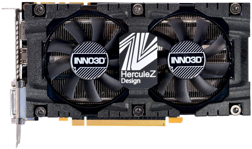 Видеокарта Inno3D N107T-2SDN-P5DS GeForce GTX 1070 Ti 8Gb GDDR5 256bit фото