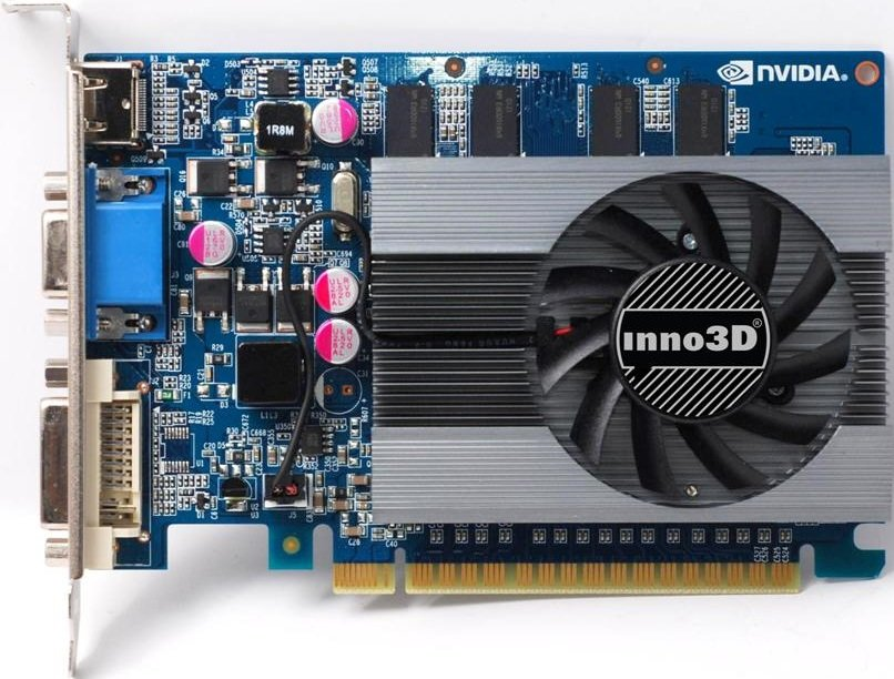Видеокарта Inno3D N730-6SDV-E3CX GeForce GT 730 2Gb GDDR3 128bit