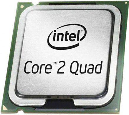 Процессор Intel Core 2 Quad Q6600 2.4Ghz