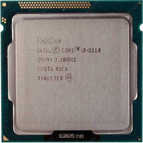 Процессор Intel Core i3-3210 3.2 GHz
