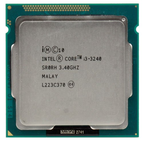 Процессор Intel Core i3-3240 3.4 Ghz
