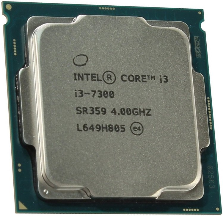 Процессор Intel Core i3-7300 4GHz