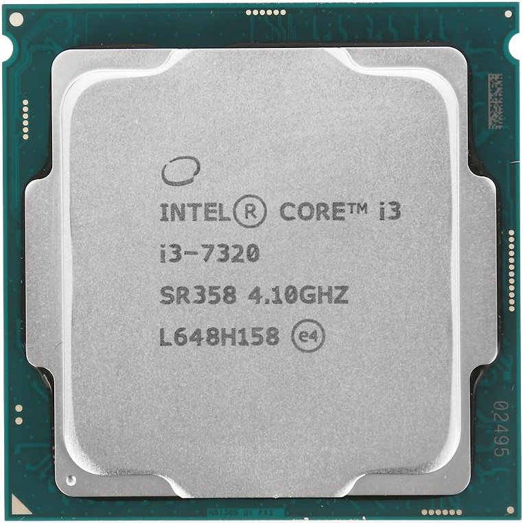 Процессор Intel Core i3-7320 4.1GHz