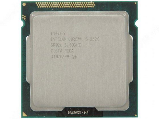 Процессор Intel Core i5-2320 3 GHz