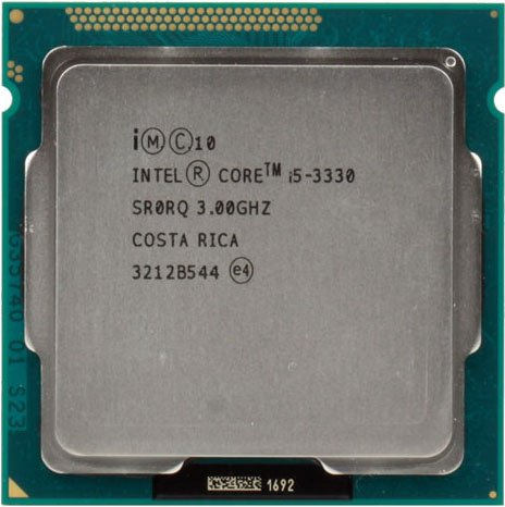Процессор Intel Core i5-3330 3 Ghz