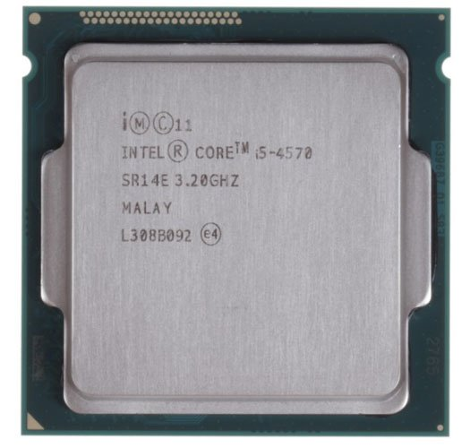 Процессор Intel Core i5-4570 3.2 Ghz