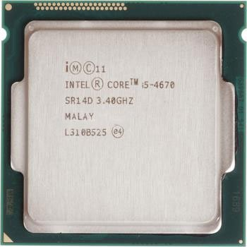 Процессор Intel Core i5-4670 3.4 Ghz
