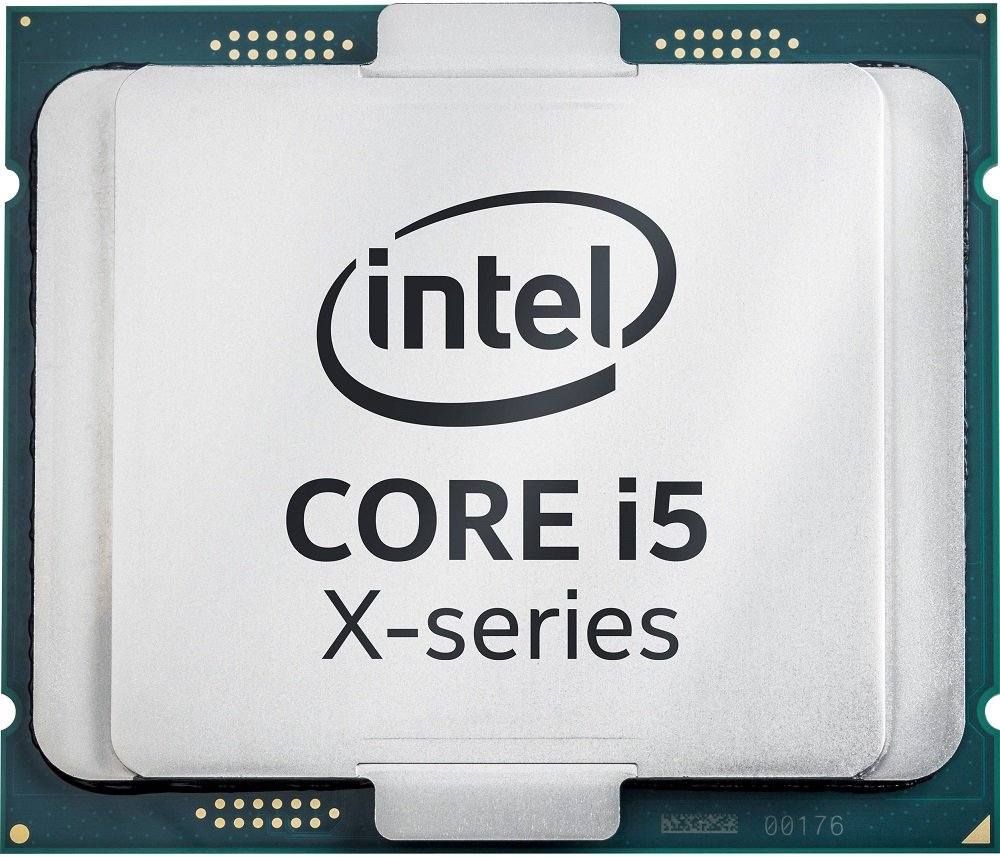Процессор Intel Core i5-7640X 4Ghz