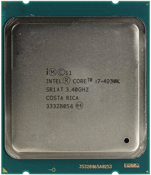 Процессор Intel Core i7-4930K 3.4 GHz