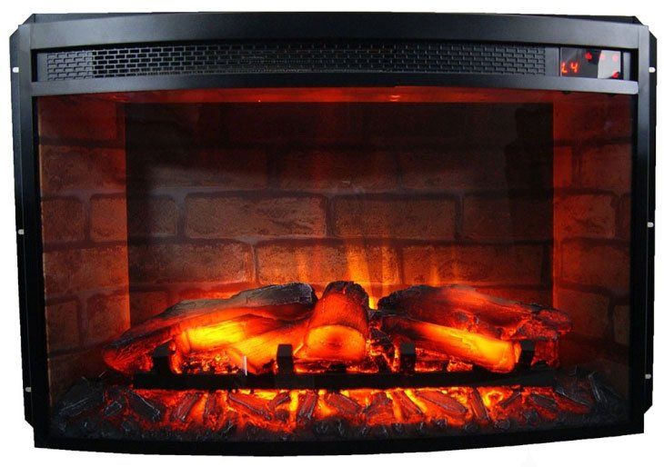 Interflame Panoramic IF-EF25-30 NEW F/X