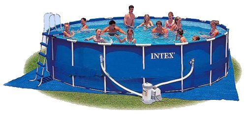 Каркасный бассейн Intex 56952 Metal Frame Pool 549 x 122