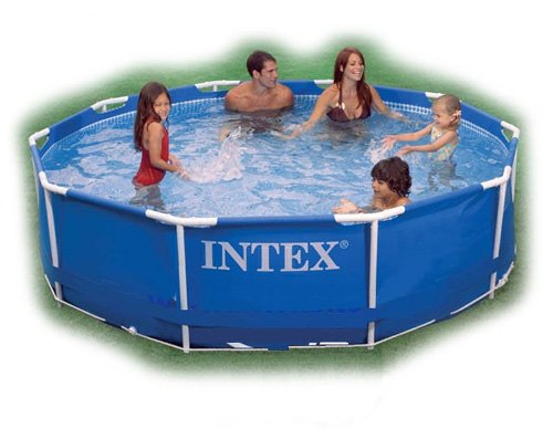 Каркасный бассейн Intex 28200 Metal Frame 305x76