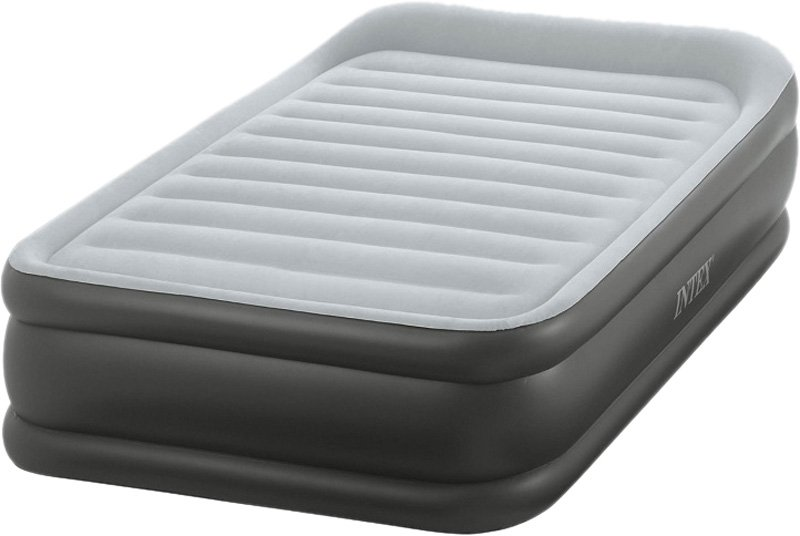Надувная кровать Intex 64432 Deluxe Pillow Rest Raised Bed