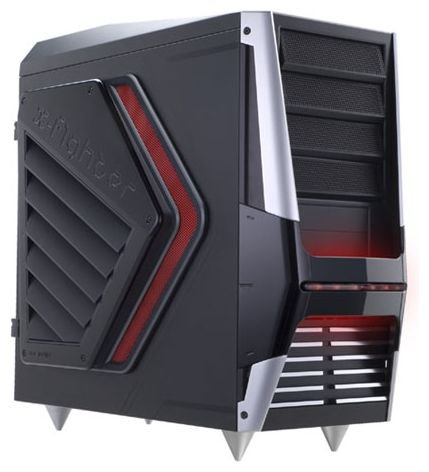 Корпус для компьютера INWIN X-Fighter J642L
