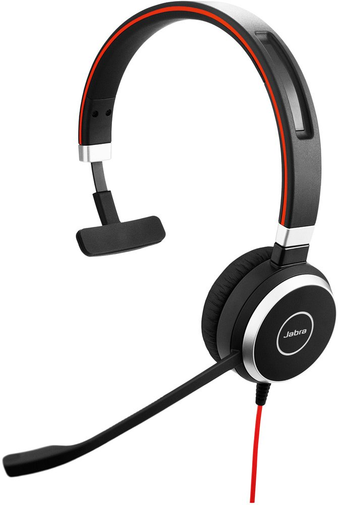 Гарнитура Jabra Evolve 40 MS Mono