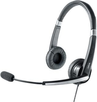 Гарнитура Jabra UC Voice 550 MS Duo