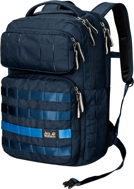Рюкзак школьный Jack Wolfskin Trt School Pack night blue фото