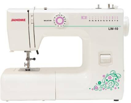������� ������ Janome LW-10