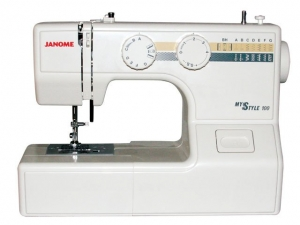 ������� ������ Janome My Style 100