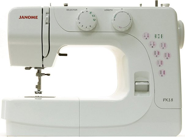 ������� ������ Janome PX18