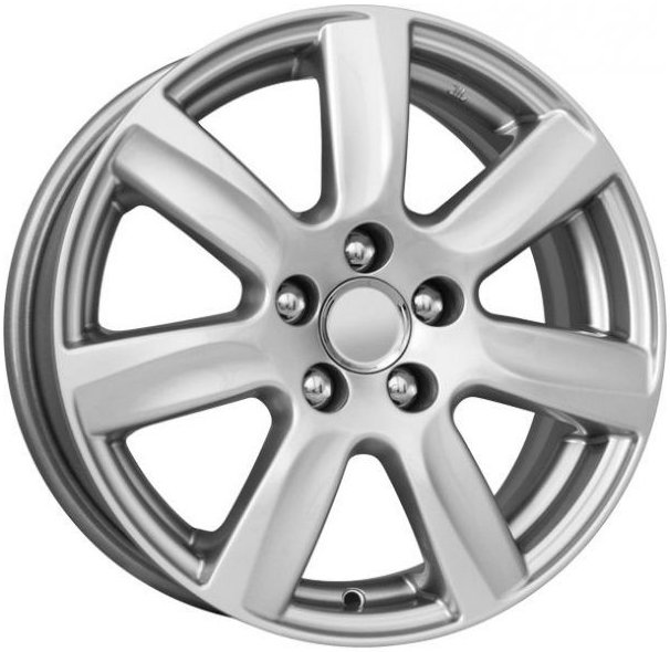 Литой диск K&K KC585 Polo 6x15 5x100 ET40 D57,1
