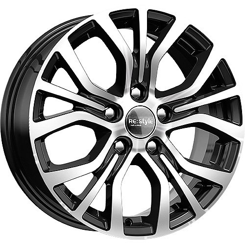 Литой диск K&K KC736 Optima 6,5x16 5x114,3 ET41 D67,1