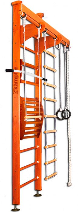 Спортивный комплекс Kampfer Wooden ladder Maxi (ceiling)