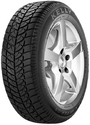 Зимняя шина Kelly Winter ST 195/65R15 91T