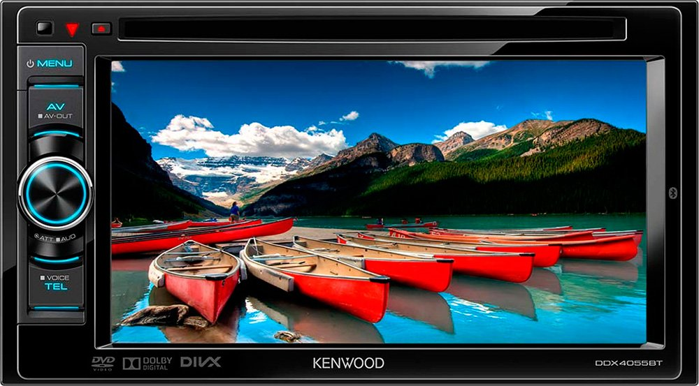 ������������� Kenwood DDX4055BT