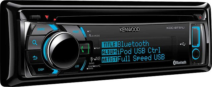 Автомагнитола Kenwood KDC-BT51U