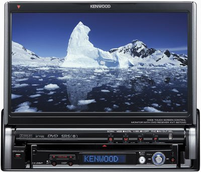 Автомагнитола Kenwood KVT-827DVD