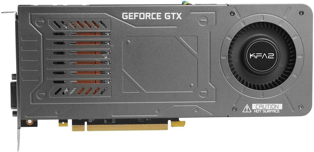 Видеокарта KFA2 70NSH6DS2HRK GeForce GTX 1070 8Gb GDDR5 256bit