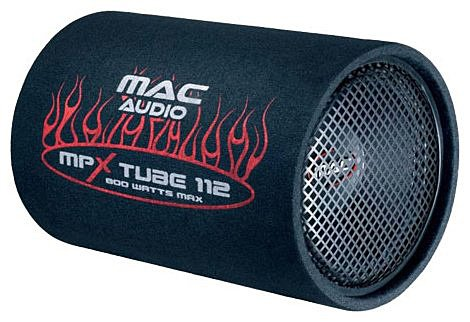 Сабвуфер Mac Audio MPX TUBE 112
