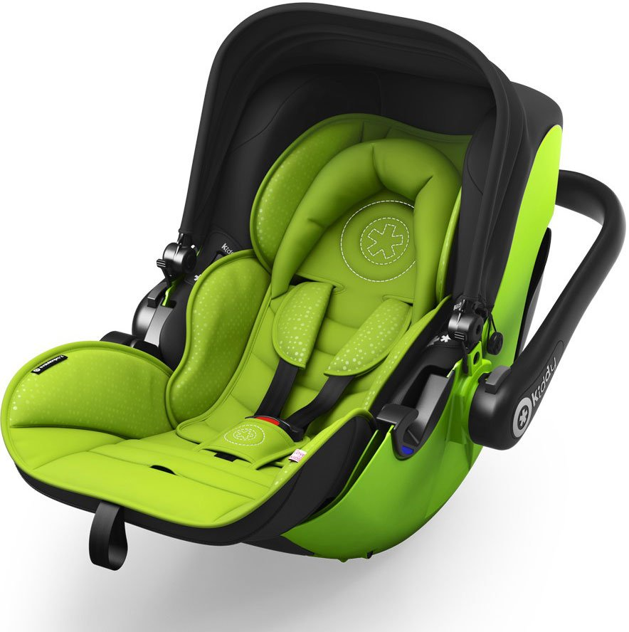 Автокресло Kiddy Evolution Pro 2 фото