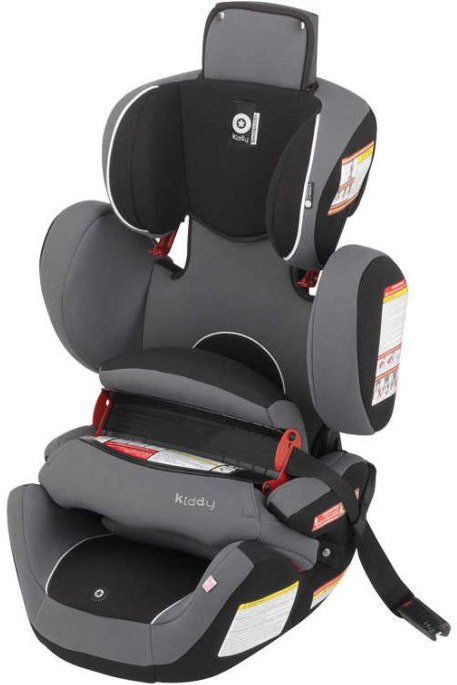 Автокресло KIDDY World Plus