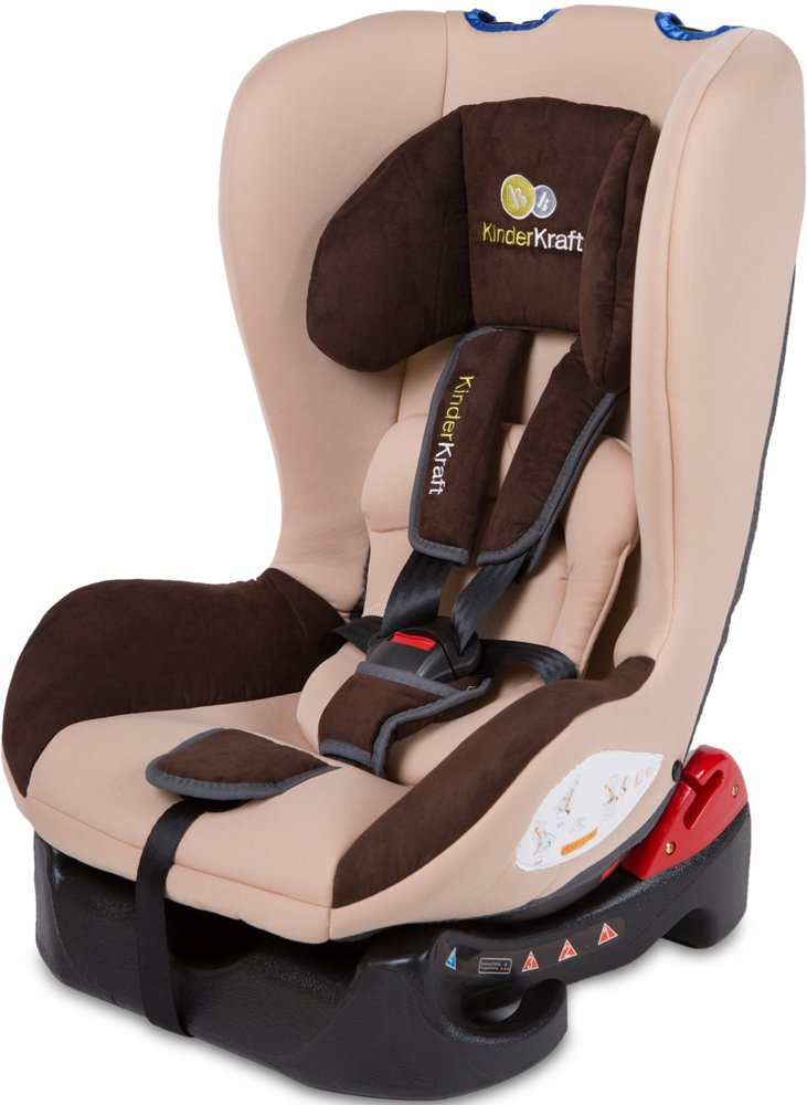 Автокресло KinderKraft Toddler