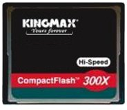 Карта памяти Kingmax CompactFlash 300X 8GB