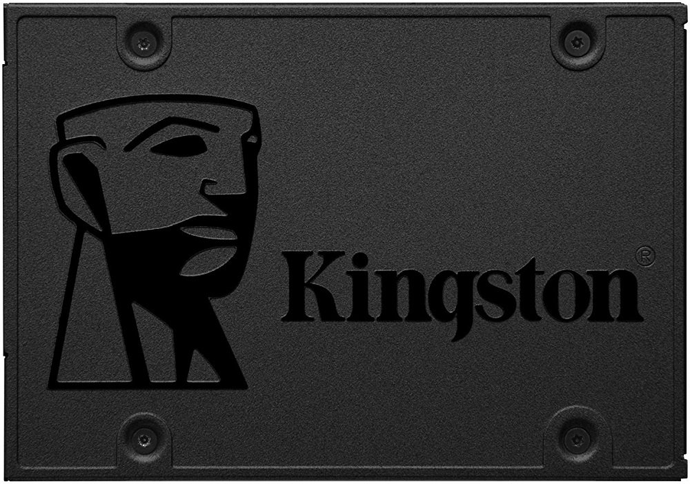 Жесткий диск SSD Kingston A400 (SA400S37/480G) 480Gb фото
