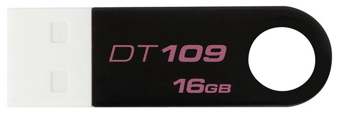 USB-���� ���������� Kingston DataTraveler 109 16GB (DT109/16GB)