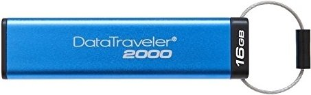 USB-флэш накопитель Kingston DataTraveler 2000 16Gb (DT2000/16GB) фото