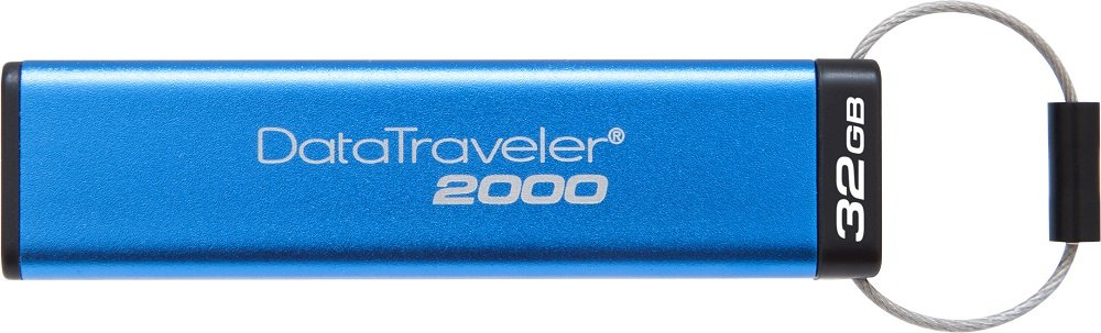 USB-флэш накопитель Kingston DataTraveler 2000 32Gb (DT2000/32GB)