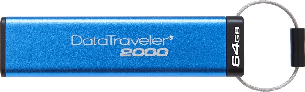 USB-флэш накопитель Kingston DataTraveler 2000 64Gb (DT2000/64GB)