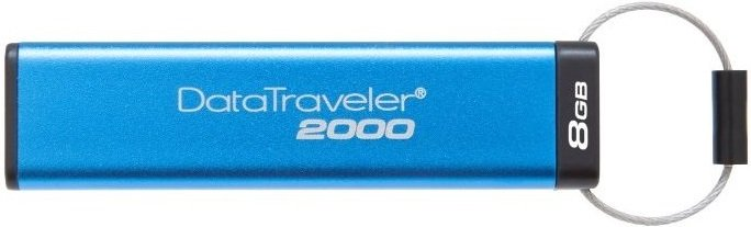 USB-флэш накопитель Kingston DataTraveler 2000 8GB (DT2000/8GB)