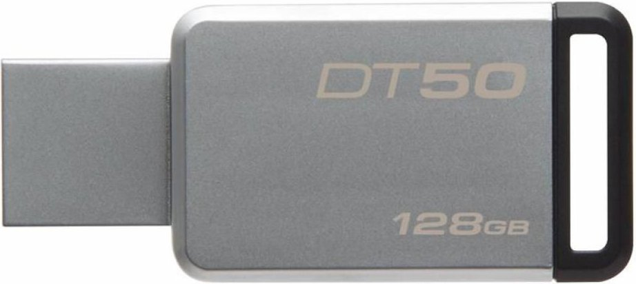 USB-флэш накопитель Kingston DataTraveler 50 128GB (DT50/128GB) фото