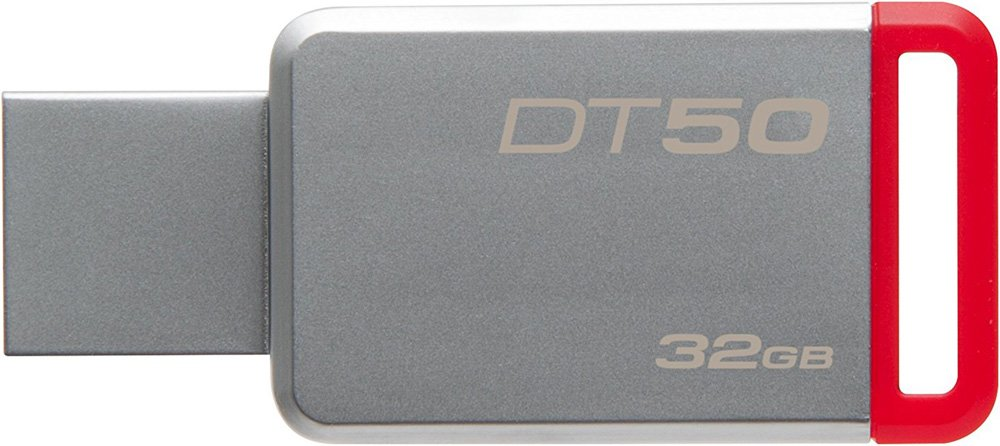 USB-флэш накопитель Kingston DataTraveler 50 32GB (DT50/32GB)