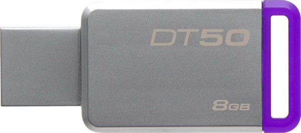 USB-флэш накопитель Kingston DataTraveler 50 8GB (DT50/8GB)