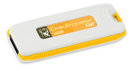 USB-���� ���������� Kingston DataTraveler Generation 2 4Gb