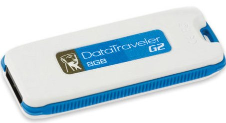 USB-флэш накопитель Kingston DataTraveler Generation 2 8Gb
